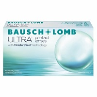 Basuch and Lomb ULTRA contacts