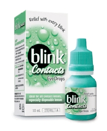 Blink Contacts Eye Drops