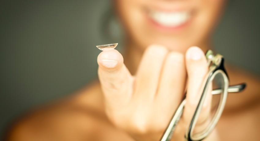 Converting Eyeglass Prescription To Contact Lens