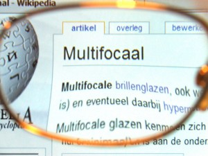 what are multifocal contact lenses