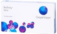 Biofinity Toric by Coopervision