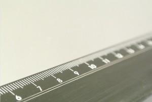 metric ruler