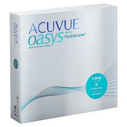 Johnson & Johnson Acuvue Oasys 1-Day Review