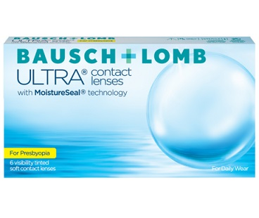 NEW: Bausch + Lomb ULTRA for Presbyopia Announced