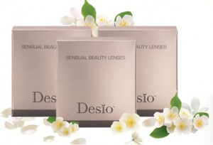 Desio Sensual Beauty Lenses Boxes