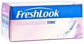 FreshLook ColorBlends Toric1