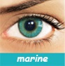 Solotica Natural Colors Toric Marine