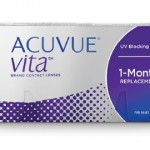 Acuvue Vita Review - Johnson & Johnson's 1st Monthly Lens