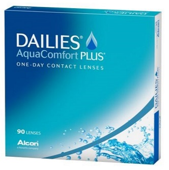 Least Expensive Contact Lenses Dailies AquaComfort Plus