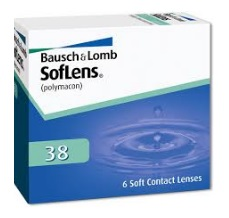 Least Expensive Contact Lenses Soflens 38