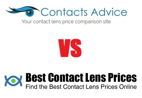 Contact Lens Price Comparison: Contacts Advice VS Best Contact Lens Prices