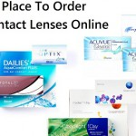 Best Place To Order Contact Lenses Online