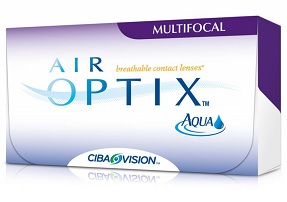 do they make bifocal contact lenses - Air Optix Multifocal