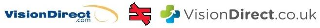 2 Vision Direct Logos