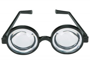 Misight Contact Lens - thick glasses