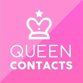 The Problem With Color Contact Lenses For Astigmatism From QueenContacts - QueenContacts Logo