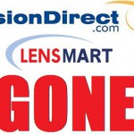 VisionDirect.com and LensMart.com GONE - Absorbed by Walgreens
