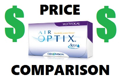 Air Optix Multifocal Price Comparison – Compare 19 Sites in Seconds!