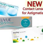 Three New Contact Lenses for Astigmatism in 2017