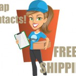 Cheap Contact Lenses With Free Shipping - Top 5 Sites