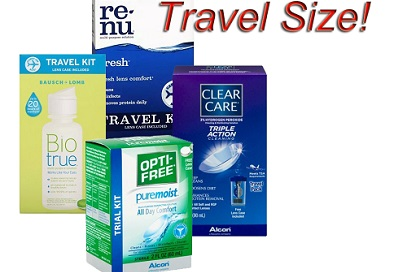 Best Places to Buy Travel Size Contact Lens Solution