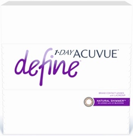 Acuvue 1-Day Define
