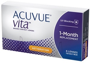 Acuvue Vita for Astigmatism - Box 300