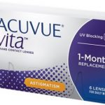 Acuvue Vita for Astigmatism – New Monthly Contact Lens for Astigmatism