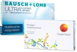 Do Multifocal Contact Lenses for Astigmatism Exist?