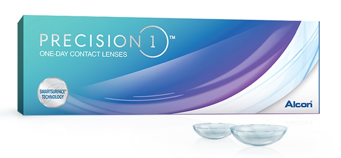 PRECISION 1 ONE-DAY CONTACT LENSES 30 pack