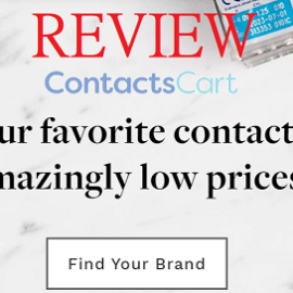 """Amazingly Low Prices"" Tested – ContactsCart Review"