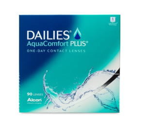 Dailies AquaComfort Plus Comparison